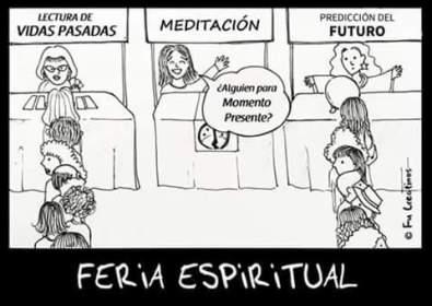 feria espiritual