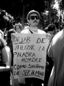 hombre ser humano