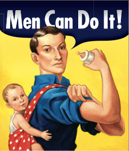 Men Can do it
